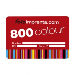 Bono color 800