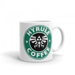 Taza- Hyrule Coffee