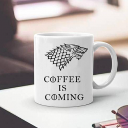 Taza- Coffee is Coming