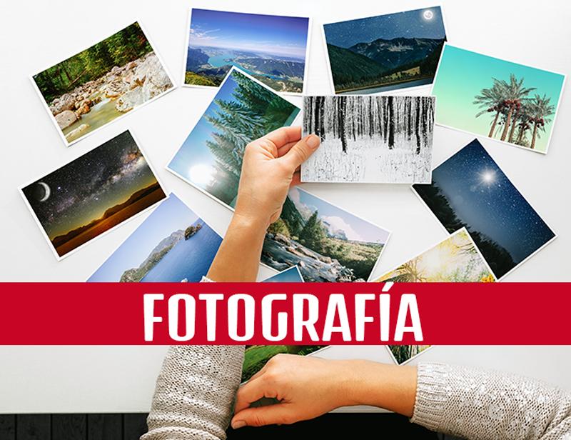 Ampliaciones, soportes y reproducciones fotográficas